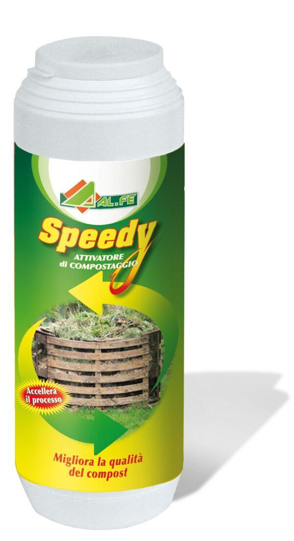 Speedy - 900 g (attivatore per compostiere)