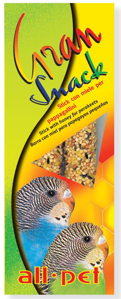 Gran snack - 60 g Pappagallini, Cocorite