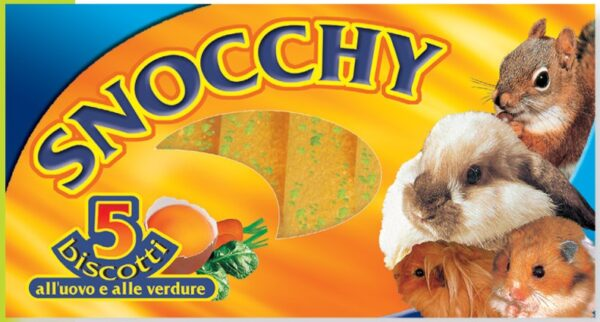 Snocchy biscotto per roditori