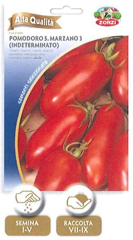 Pomodoro s. marzano 3 (indeterminato)