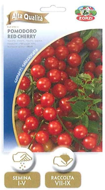 Pomodoro red cherry