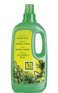 Concime liquido piante verdi KB - 1lt