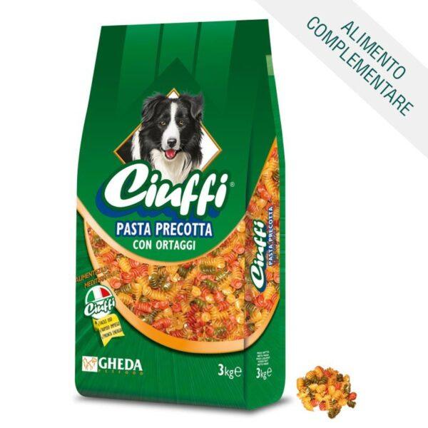 KIRA CIUFFY Pasta Precotta - 3 kg