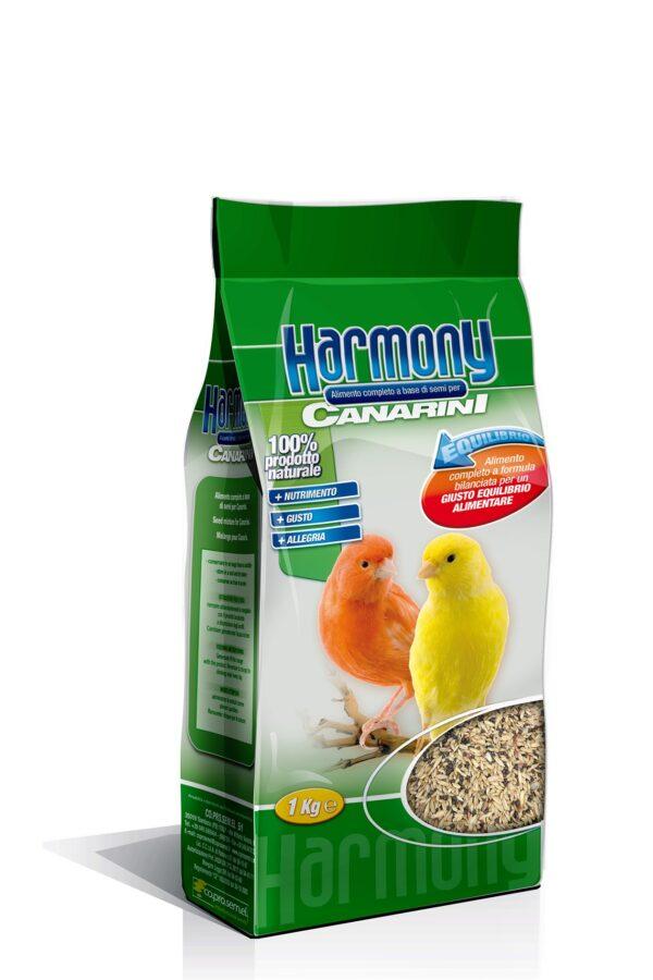 Mangimi per canarini - Harmony