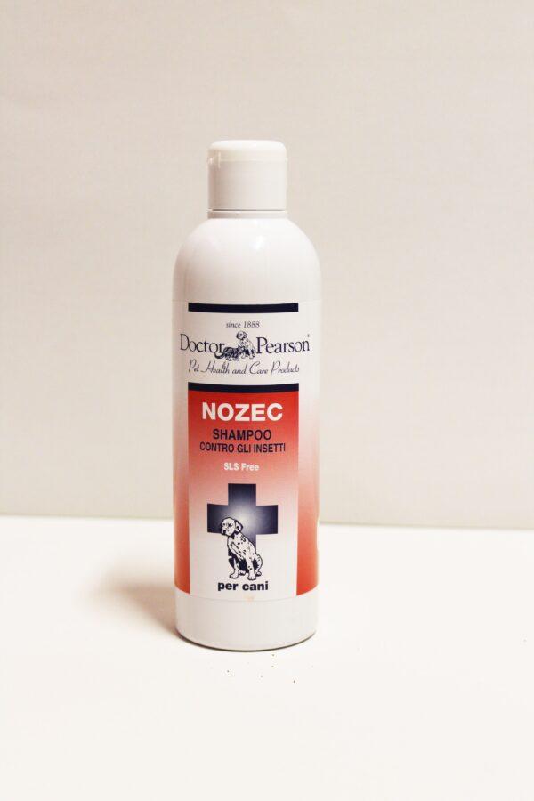 Nozec shampoo 250ml