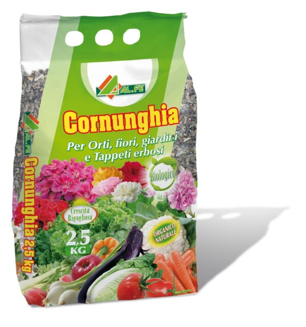 Cornunghia - 2,5 Kg - Biologico