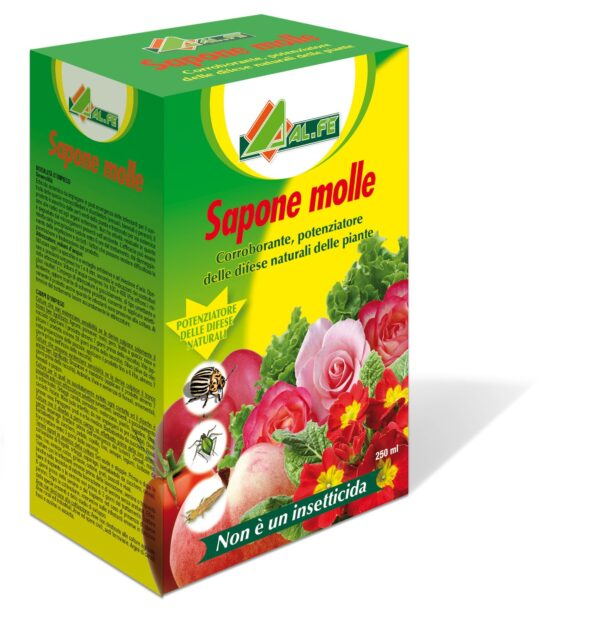Sapone molle - 250 ml - LIBERA VENDITA