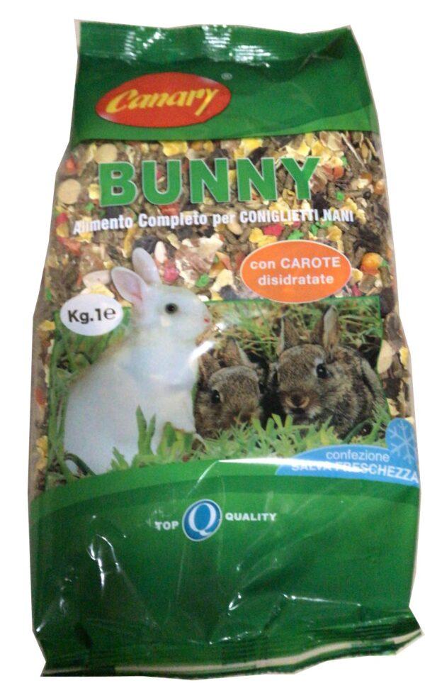 Bunny conigli nani - 1 Kg